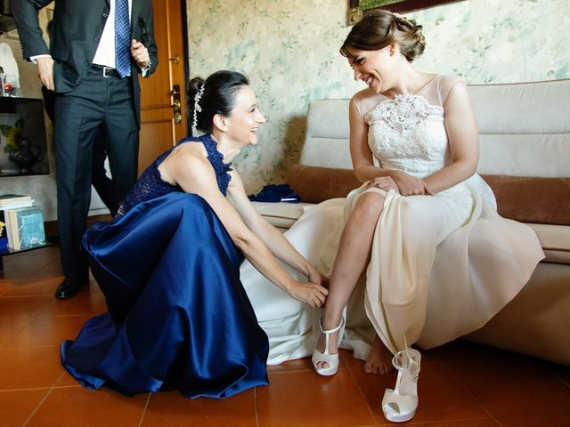 Il matrimonio di Federico e Silvia a Grottaferrata, Roma 12