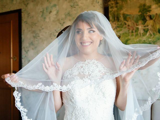 Il matrimonio di Federico e Silvia a Grottaferrata, Roma 14