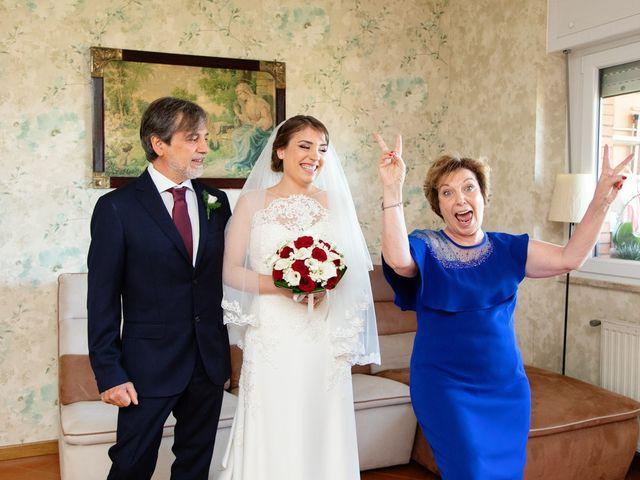Il matrimonio di Federico e Silvia a Grottaferrata, Roma 16