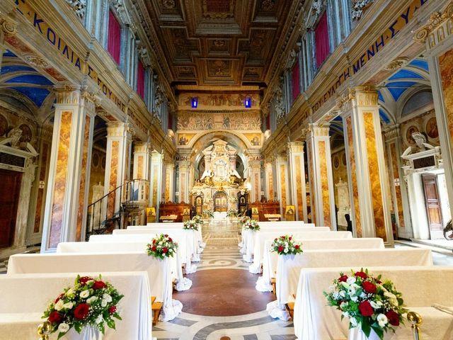 Il matrimonio di Federico e Silvia a Grottaferrata, Roma 17