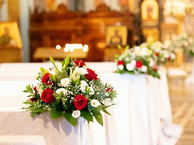 Il matrimonio di Federico e Silvia a Grottaferrata, Roma 18