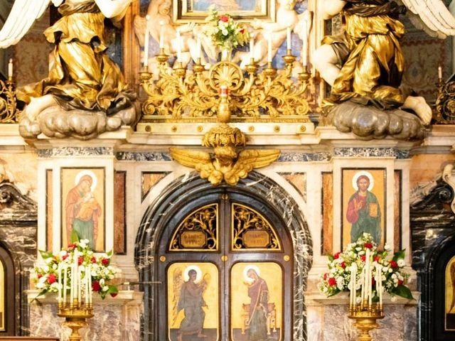 Il matrimonio di Federico e Silvia a Grottaferrata, Roma 19