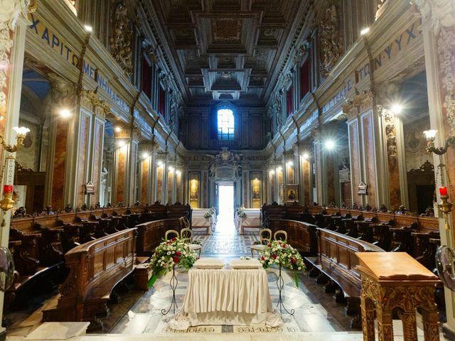 Il matrimonio di Federico e Silvia a Grottaferrata, Roma 20