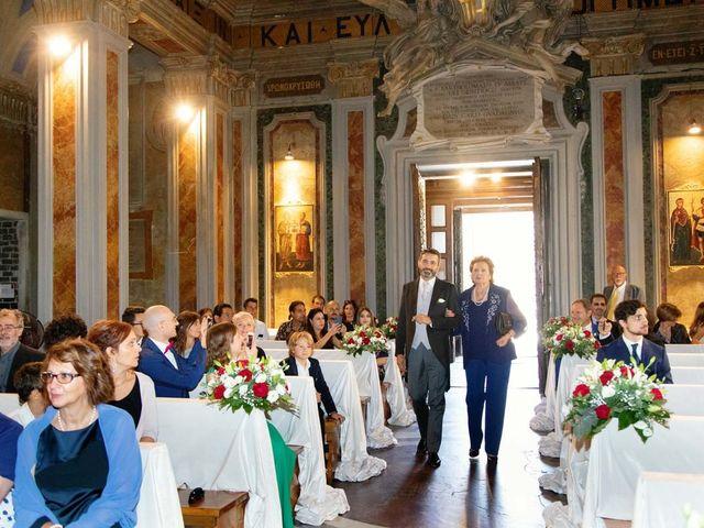 Il matrimonio di Federico e Silvia a Grottaferrata, Roma 22