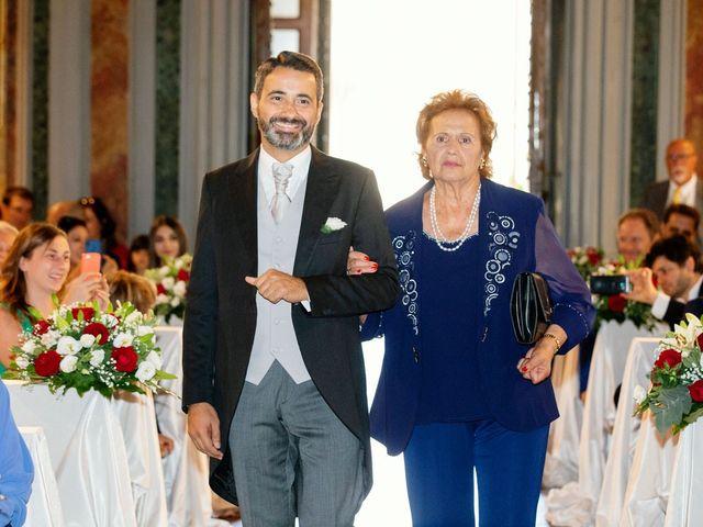 Il matrimonio di Federico e Silvia a Grottaferrata, Roma 23