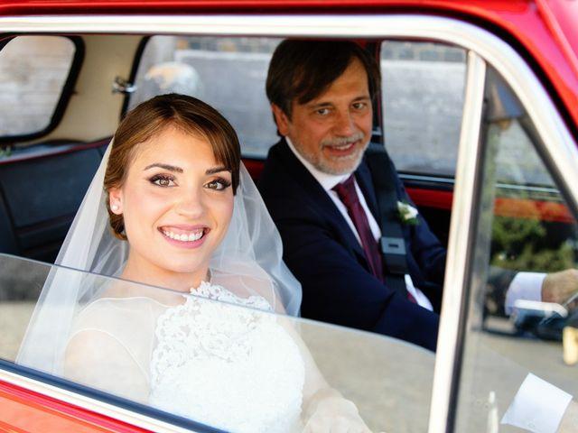 Il matrimonio di Federico e Silvia a Grottaferrata, Roma 24