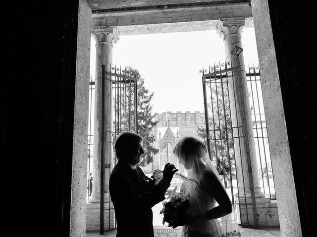 Il matrimonio di Federico e Silvia a Grottaferrata, Roma 27