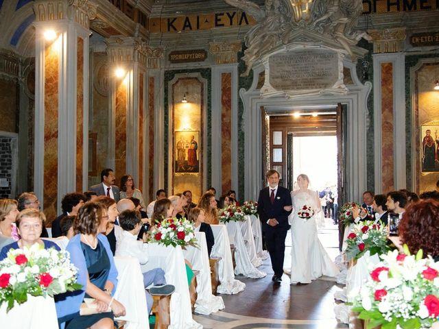 Il matrimonio di Federico e Silvia a Grottaferrata, Roma 28