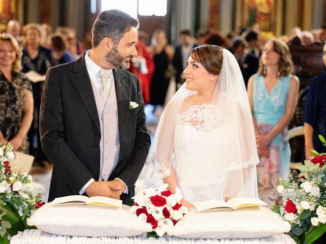 Il matrimonio di Federico e Silvia a Grottaferrata, Roma 30