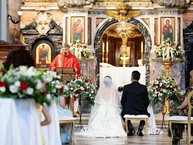 Il matrimonio di Federico e Silvia a Grottaferrata, Roma 31