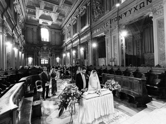 Il matrimonio di Federico e Silvia a Grottaferrata, Roma 33