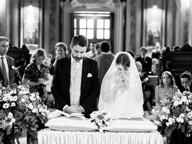 Il matrimonio di Federico e Silvia a Grottaferrata, Roma 35