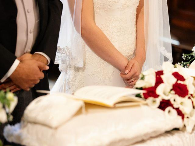 Il matrimonio di Federico e Silvia a Grottaferrata, Roma 36