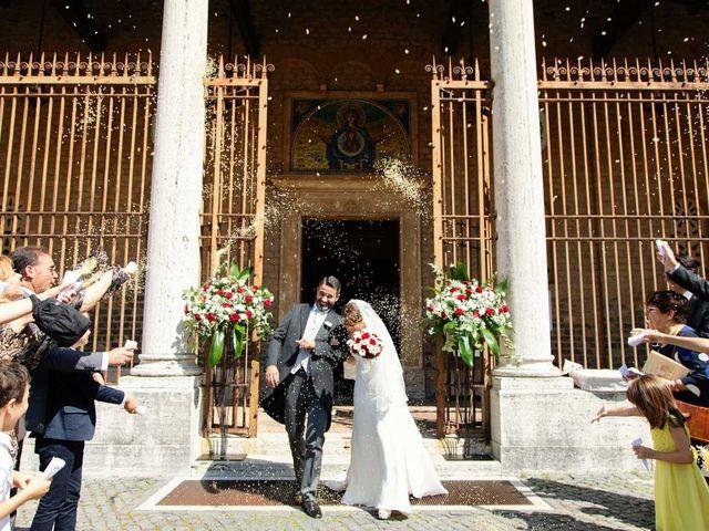 Il matrimonio di Federico e Silvia a Grottaferrata, Roma 37