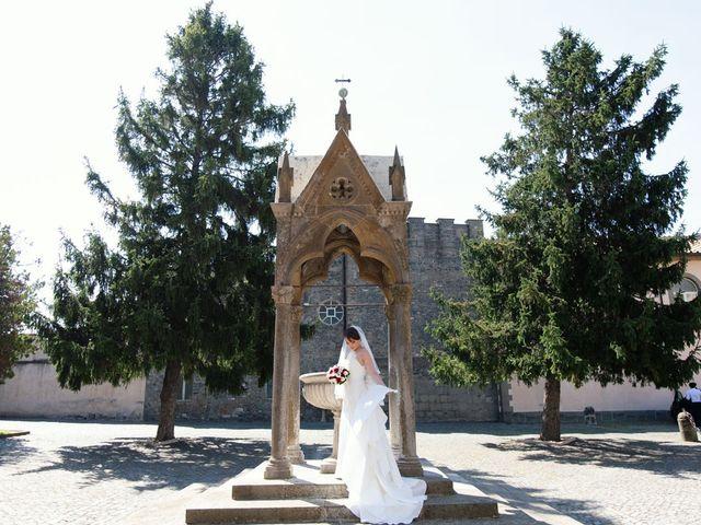 Il matrimonio di Federico e Silvia a Grottaferrata, Roma 40