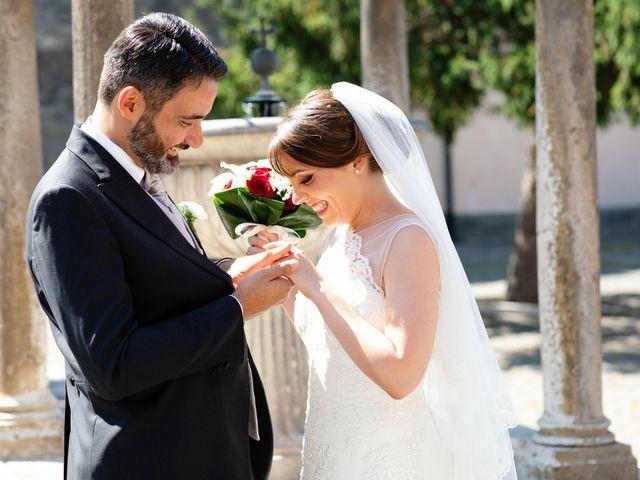 Il matrimonio di Federico e Silvia a Grottaferrata, Roma 41