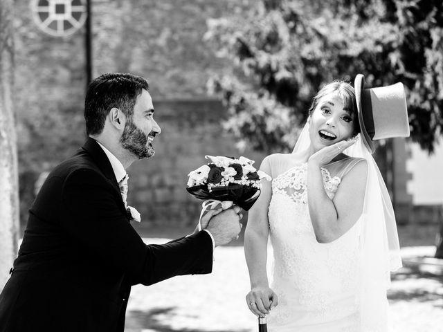 Il matrimonio di Federico e Silvia a Grottaferrata, Roma 42