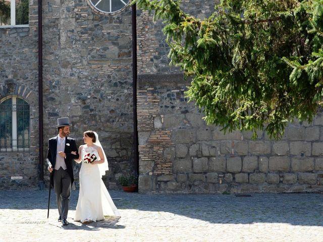 Il matrimonio di Federico e Silvia a Grottaferrata, Roma 43
