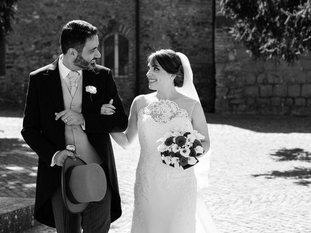 Il matrimonio di Federico e Silvia a Grottaferrata, Roma 44