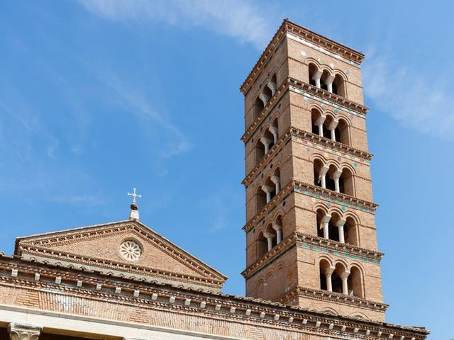 Il matrimonio di Federico e Silvia a Grottaferrata, Roma 45