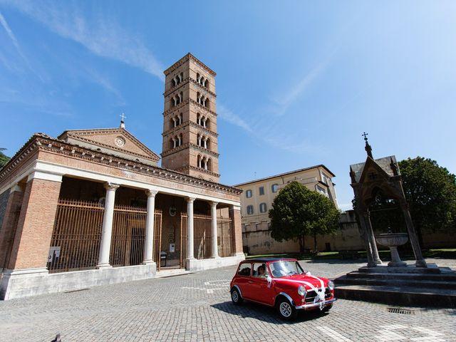 Il matrimonio di Federico e Silvia a Grottaferrata, Roma 46
