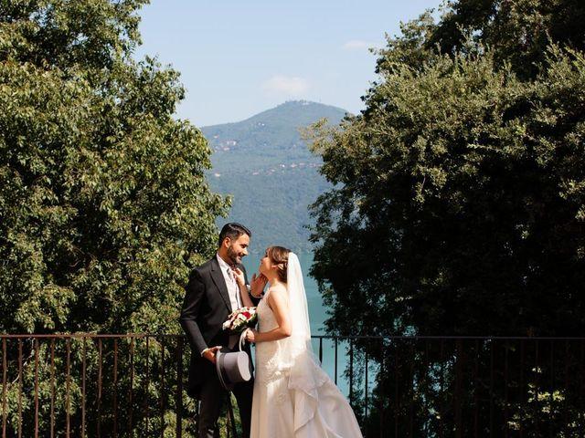 Il matrimonio di Federico e Silvia a Grottaferrata, Roma 2