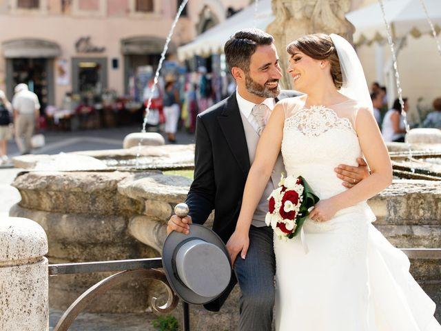 Il matrimonio di Federico e Silvia a Grottaferrata, Roma 50