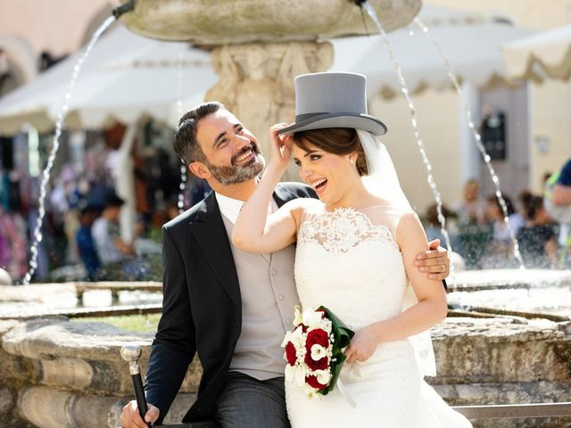 Il matrimonio di Federico e Silvia a Grottaferrata, Roma 51
