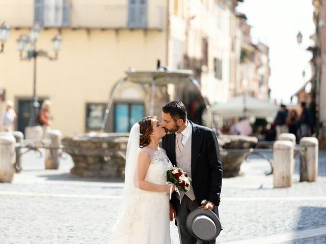 Il matrimonio di Federico e Silvia a Grottaferrata, Roma 53