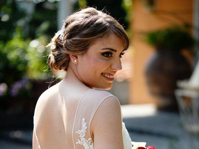 Il matrimonio di Federico e Silvia a Grottaferrata, Roma 57