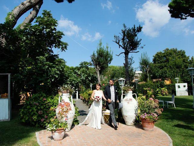 Il matrimonio di Federico e Silvia a Grottaferrata, Roma 58