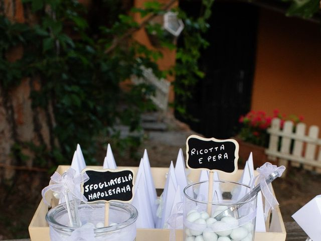 Il matrimonio di Federico e Silvia a Grottaferrata, Roma 69