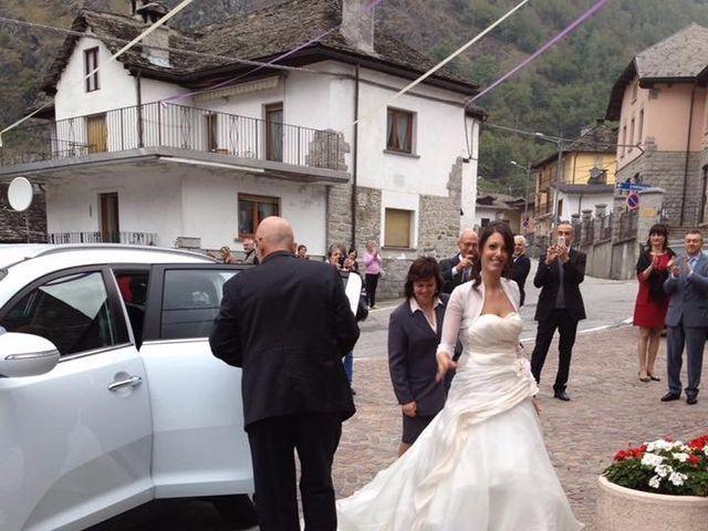 Il matrimonio di michele e veronica a Antrona Schieranco, Verbania 2
