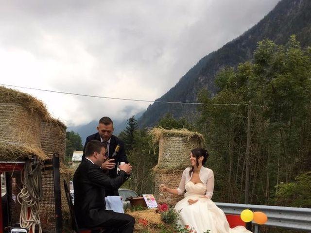 Il matrimonio di michele e veronica a Antrona Schieranco, Verbania 4