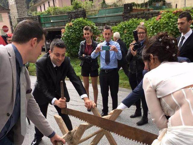 Il matrimonio di michele e veronica a Antrona Schieranco, Verbania 5