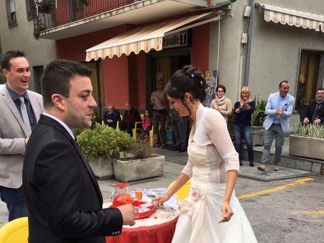 Il matrimonio di michele e veronica a Antrona Schieranco, Verbania 6