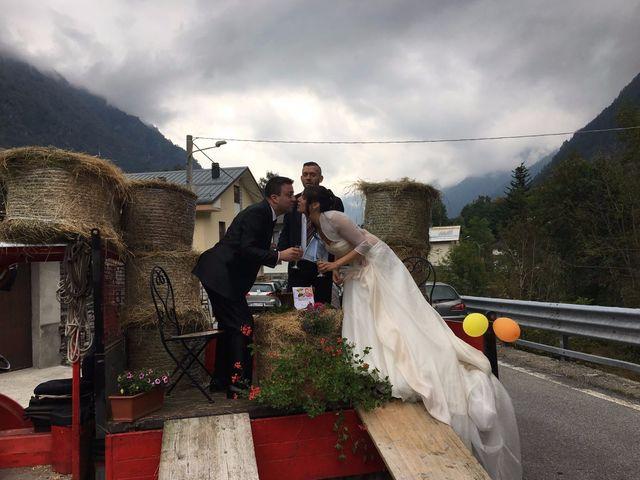 Il matrimonio di michele e veronica a Antrona Schieranco, Verbania 9