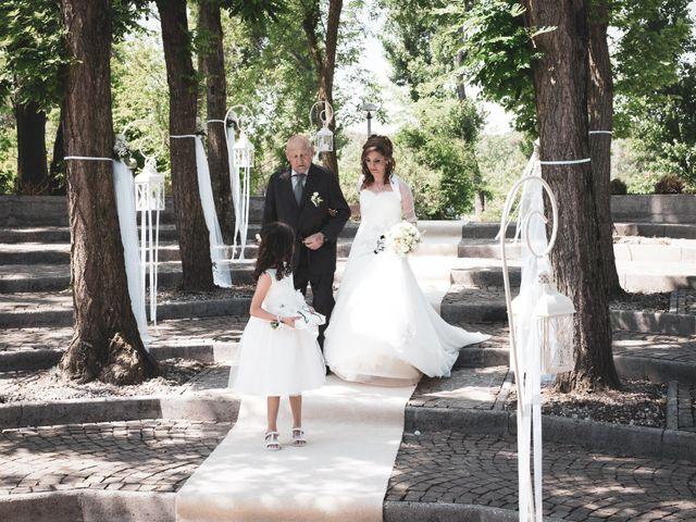 Il matrimonio di Merilin e Luca a Albarella, Rovigo 11