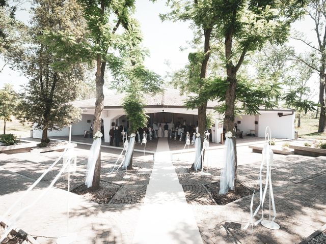 Il matrimonio di Merilin e Luca a Albarella, Rovigo 13