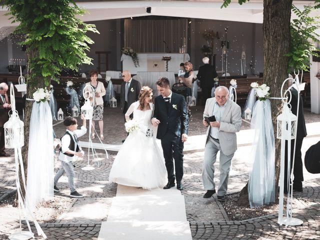 Il matrimonio di Merilin e Luca a Albarella, Rovigo 14