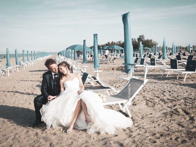 Il matrimonio di Merilin e Luca a Albarella, Rovigo 17