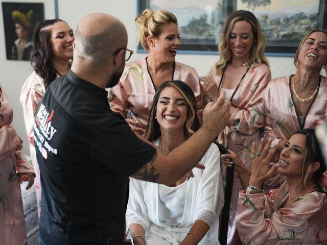 Il matrimonio di Massimo e Giulia a Castellammare di Stabia, Napoli 13