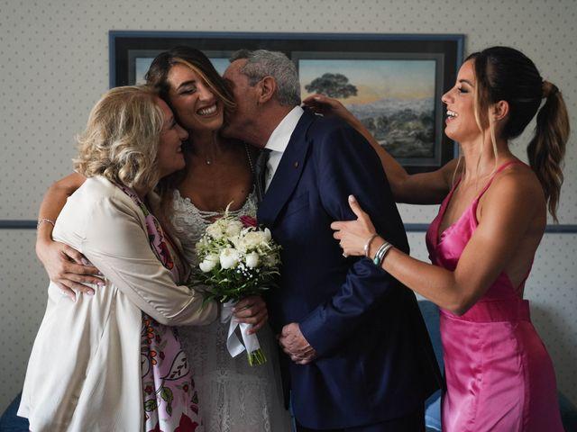 Il matrimonio di Massimo e Giulia a Castellammare di Stabia, Napoli 27