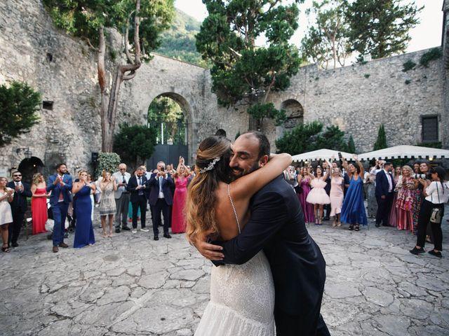 Il matrimonio di Massimo e Giulia a Castellammare di Stabia, Napoli 35