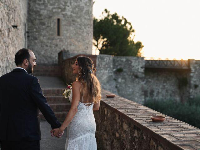 Il matrimonio di Massimo e Giulia a Castellammare di Stabia, Napoli 2