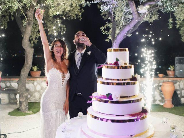 Il matrimonio di Massimo e Giulia a Castellammare di Stabia, Napoli 45