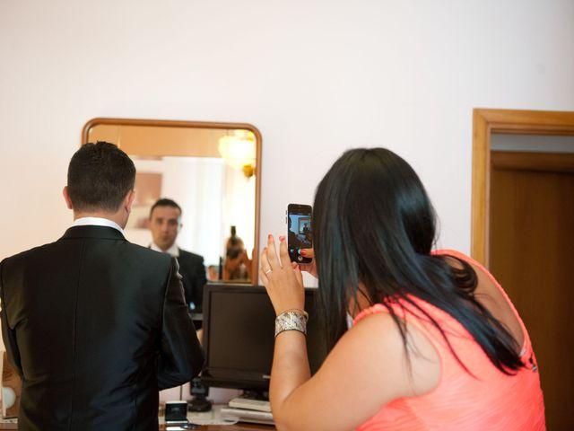 Il matrimonio di Davide e Letizia a Santa Luce, Pisa 9