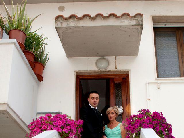 Il matrimonio di Davide e Letizia a Santa Luce, Pisa 10
