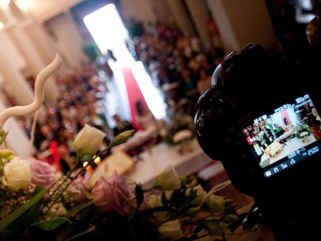 Il matrimonio di Davide e Letizia a Santa Luce, Pisa 1
