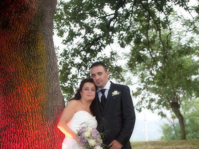 Il matrimonio di Davide e Letizia a Santa Luce, Pisa 2